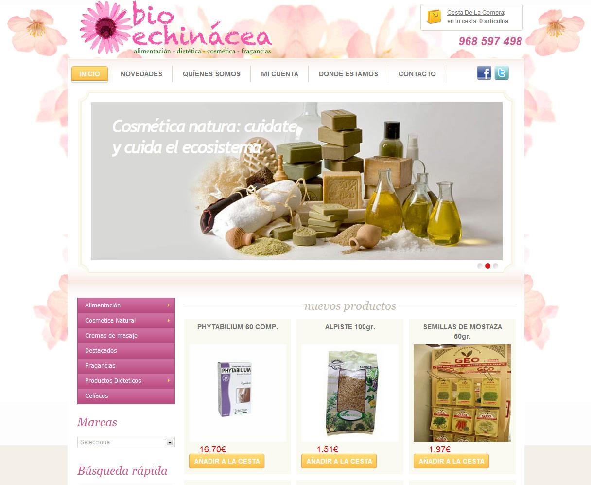 Bioechinacea - Oscommerce