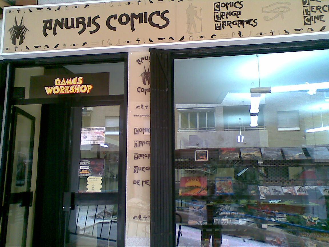 Anubis Comics