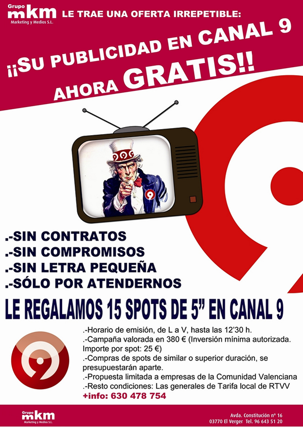 MKM - Canal 9