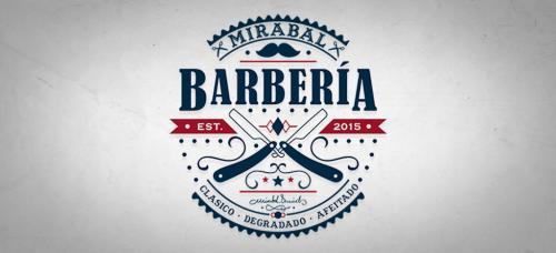 Mirabal Barberia Logo